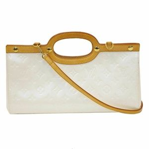 LOUIS VUITTON Roxbury Drive Vernis  Shoulder Bag